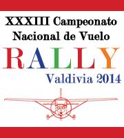 Campeonato Nacional de Vuelo Rally Valdivia 2014